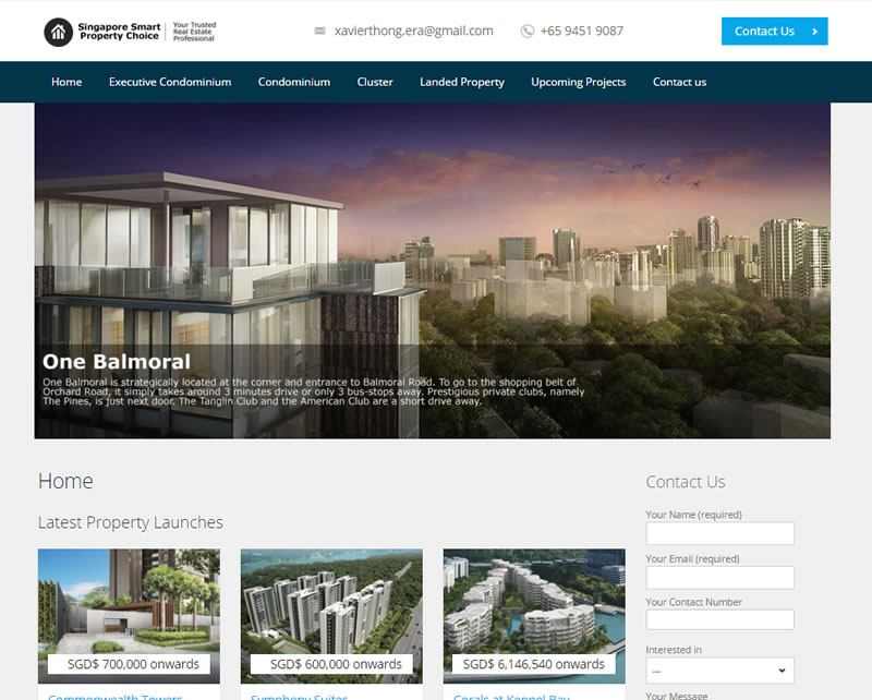 Singapore Smart Property Choice
